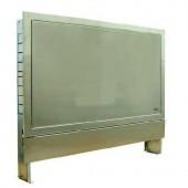 Шкаф внутренний нержавеющая сталь 2-4 кнтура